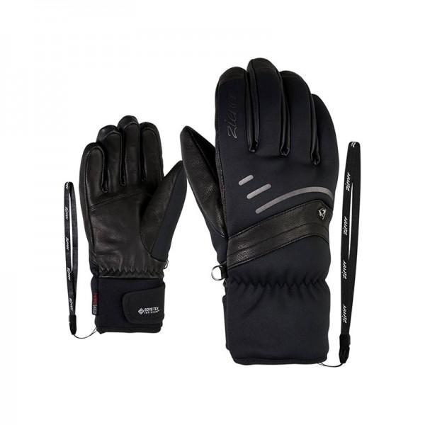 ZIENER - KORALL GTX handschoen - zwart - Haarlem
