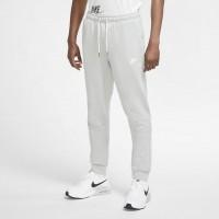 NIKE - SPORTSWEAR FLEECE pants men - grijs