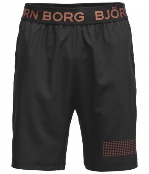 BJORN BORG - MEDAL short - zwart bronze