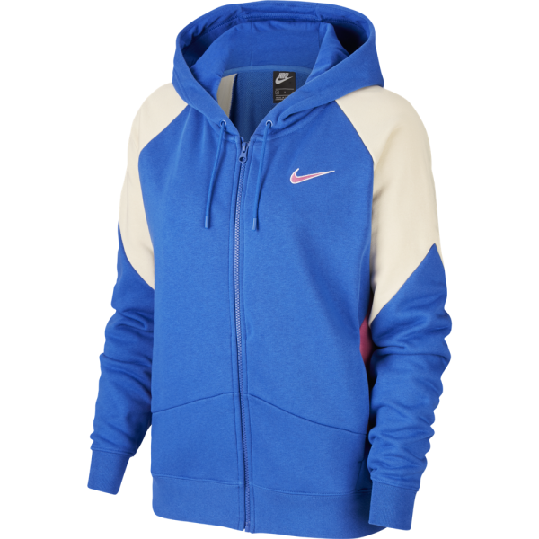 NIKE - FULL-ZIP sweater - blauw