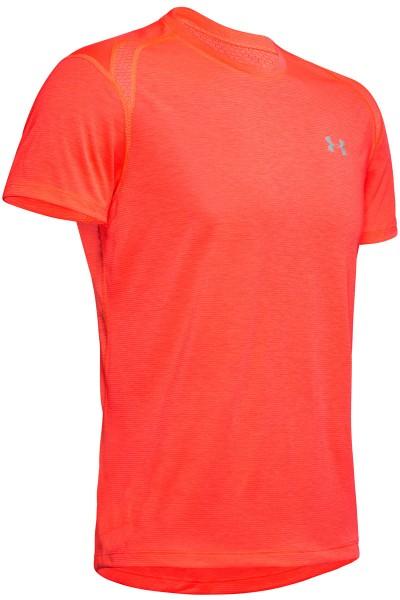 UNDER ARMOUR - STREAKER 2.0 T-shirt - roze