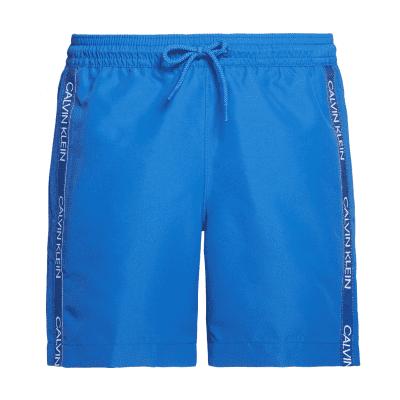 CALVIN KLEIN - Zwemshort kids - blauw
