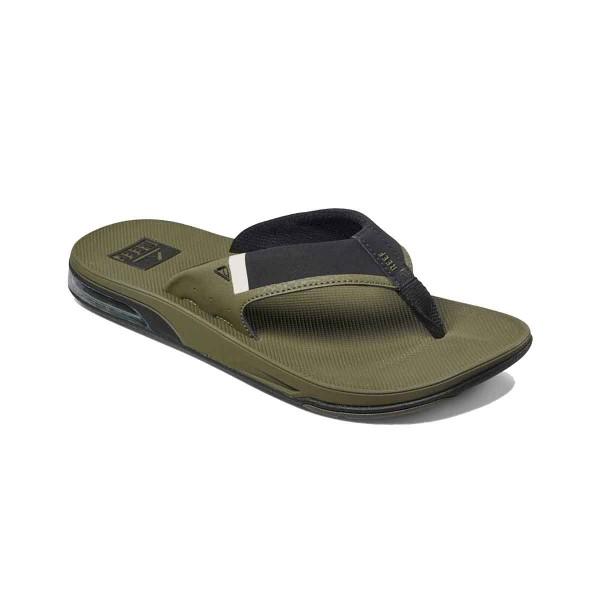 REEF - FANNING LOW slippers - groen