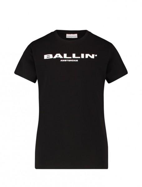 BALLIN - ORIGINAL LOGO T-shirt - zwart