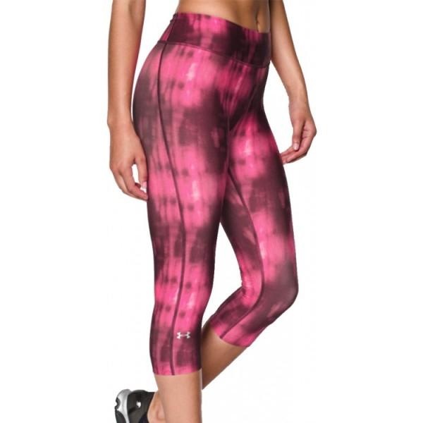 UNDER ARMOUR - STRIPE broek - roze