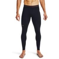 UNDER ARMOUR - RUSH HEATGEAR legging men - zwart