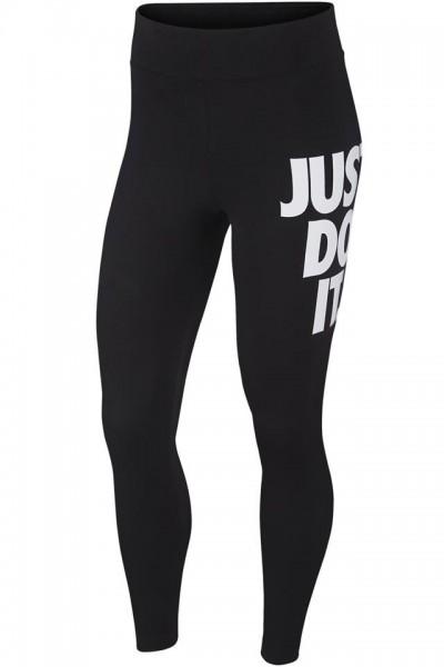 NIKE - LEG-A-SEE JDI tights women - zwart