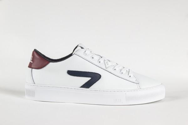 HUB Heren schoenen - Hook Cs Z-stitch wit