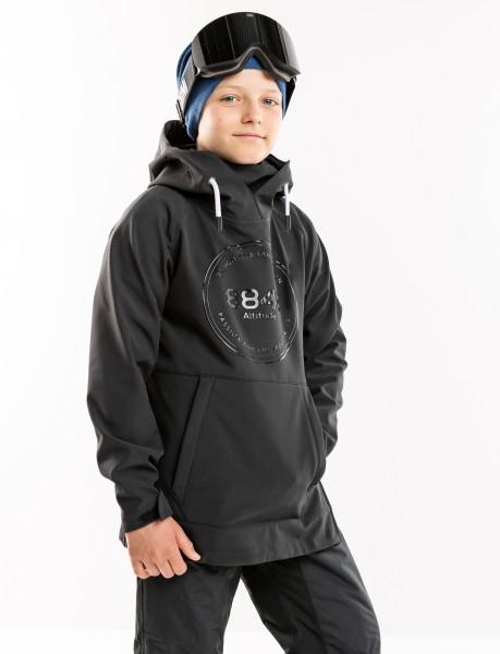 8848 ALTITUDE - ZACK JR hoodie - zwart