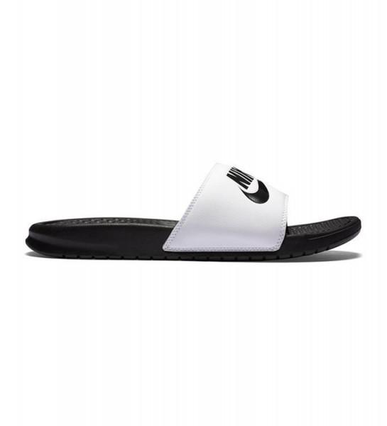 NIKE - Benassi JDI Slippers women - zwart/wit
