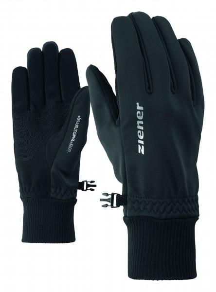 ZIENER - IDEALIST GWS handschoenen - zwart
