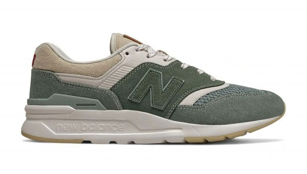 NEW BALANCE - 997H Sneaker men - groen