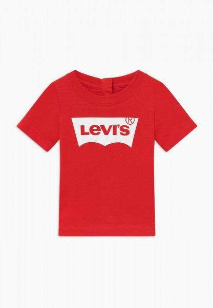 LEVI'S - BATWING TEENAGER T-shirt - rood - Haarlem