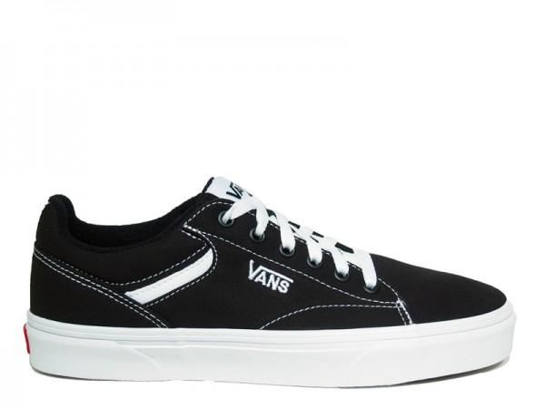 VANS - SELDAN Sneaker men - zwart
