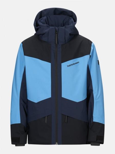 PEAK PERFORMANCE - GRAVITY ski-jas boys - blauw