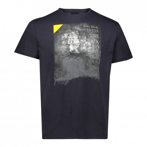 RRD - NIGHT WATCH T-shirt men - donkerblauw