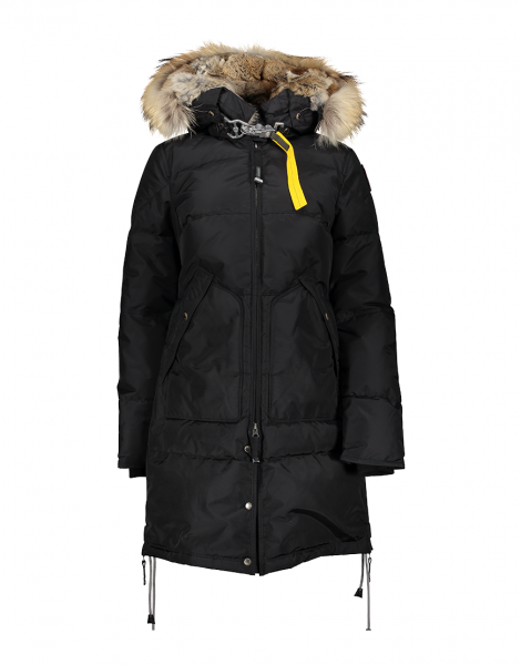 PARAJUMPERS - LONG BEAR jas - zwart
