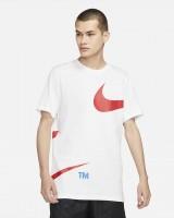 NIKE - SPORTSWEAR t-shirt heren - wit