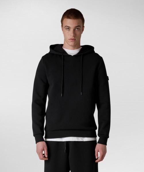PEU4155PEUTEREY - SUALO KIL hoodie heren - zwart