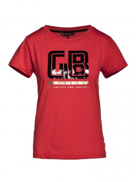 GOLDBERGH - DOMINIK t-shirt - rood