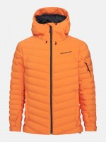 PEAK PERFORMANCE - FROST ski-jas men - oranje