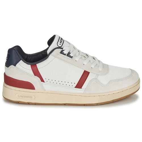 LACOSTE - T-clip Sneaker men - beige