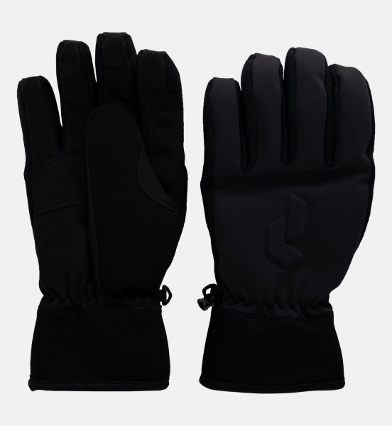 PEAK PERFORMANCE - CRATER GLOVES handschoenen - zwart