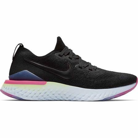 NIKE - EPIC REACT FLYKNIT 2 schoenen - zwart
