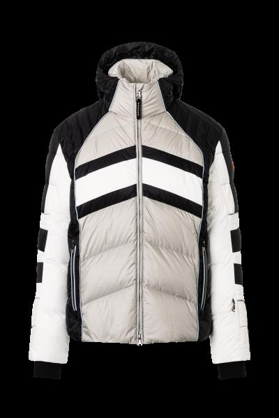 BOGNER - BRUN ski-jas men - lichtgrijs