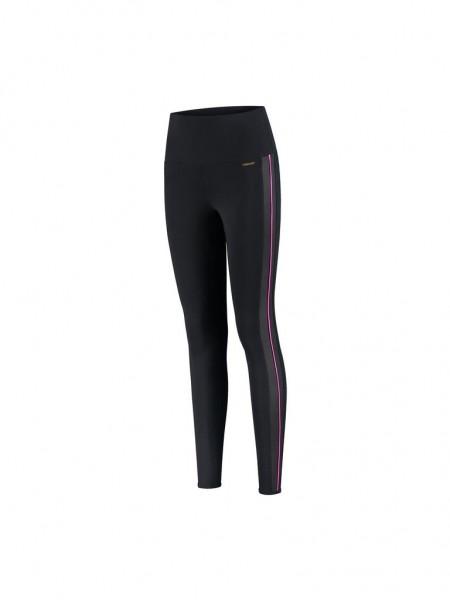 DEBLON - KATE legging - zwart/roze