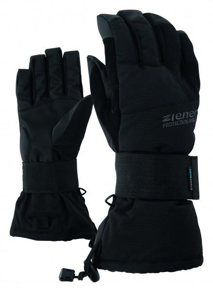 ZIENER - MERFOS AS(R) handschoen - zwart