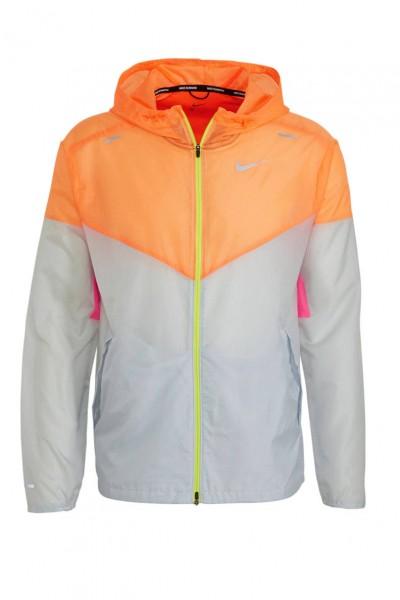 NIKE - WINDRUNNER jas - oranje