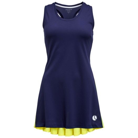 BJORN BORG - TESS jurk - donker blauw