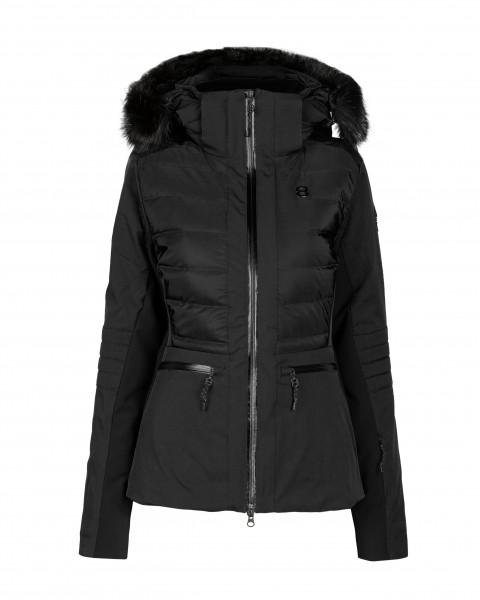 8848 ALTITUDE - CRISTAL ski-jas women - zwart