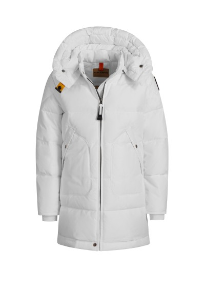 PARAJUMPERS - LONG BEAR BASE Girls - wit