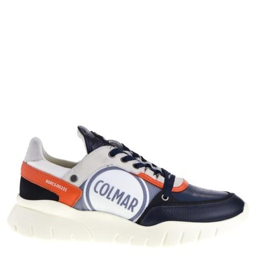 COLMAR - SUPREME RSC WAVE men - donkerblauw/oranje