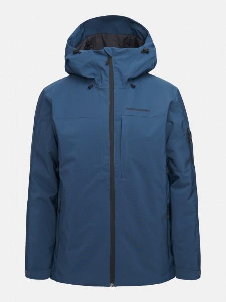 PEAK PERFORMANCE - MAROON skijas men - blauw