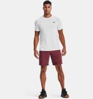 UNDER ARMOUR - SEAMLESS t-shirt fitness heren - wit