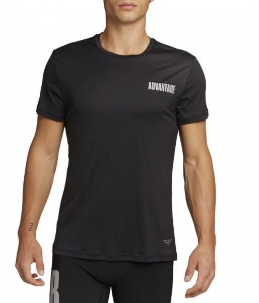 BJORN BORG - NIGHT PERFORMANCE T-shirt men - zwart