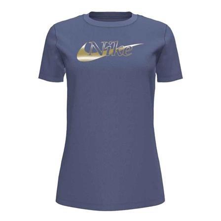 NIKE - ICON CLASH T-shirt women - blauw