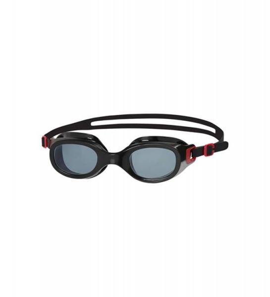 SPEEDO - FUTURA CL zwembril - zwart/rood