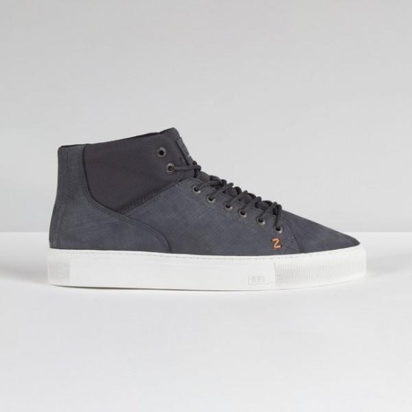 HUB - MURRAYFIELD 2.0 sneaker men - donker blauw