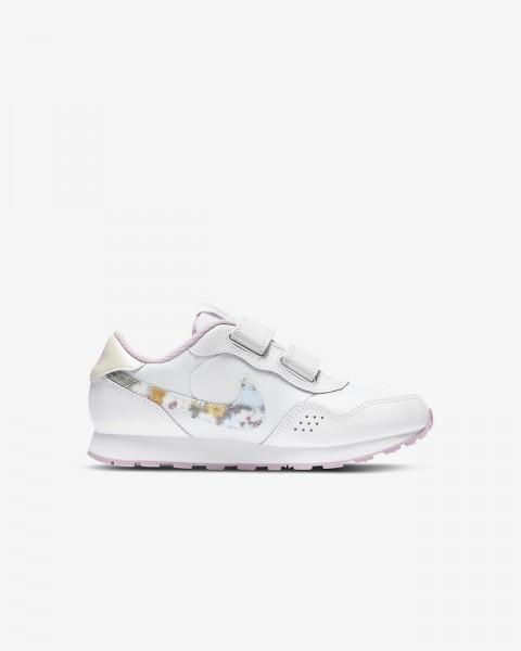 NIKE - VALIANT schoenen kids - wit