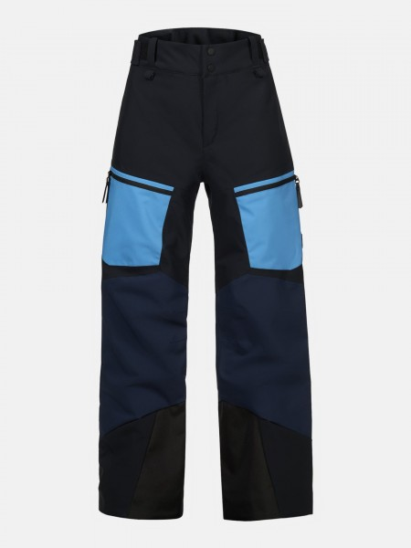 PEAK PERFORMANCE - GRAVITY skibroek boys - blauw