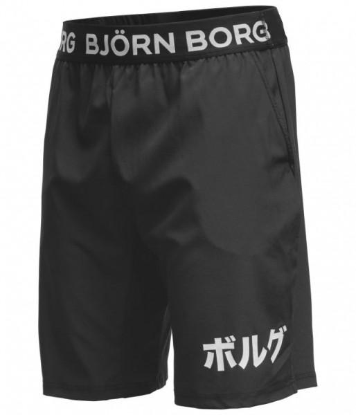 BJORN BORG - AUGUST short - zwart