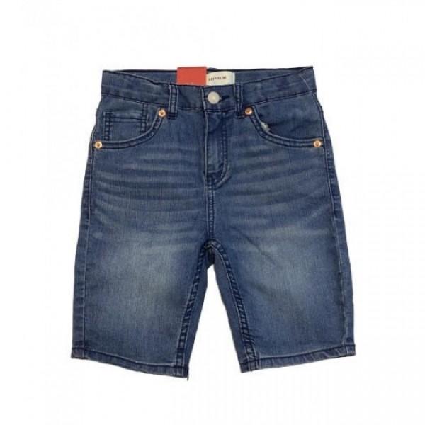 LEVI'S - REMI short kids - donkerblauw