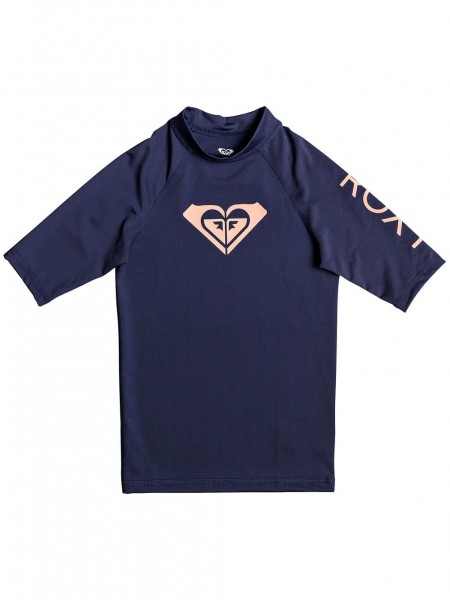 ROXY - WHOLE HEARTED T-shirt - donker blauw