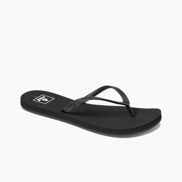 REEF - STARGAZER slippers - zwart