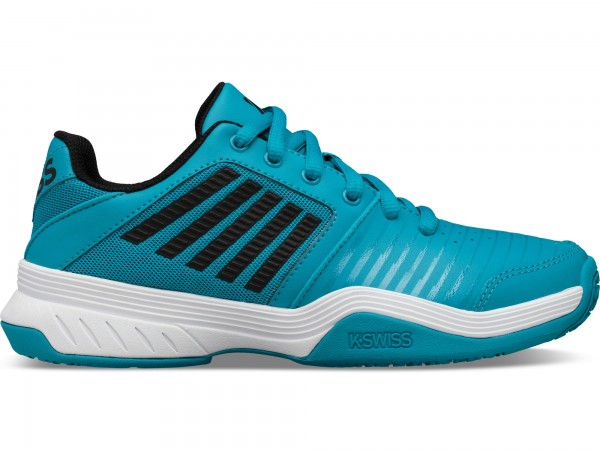 K-SWISS - COURT EXPRESS OMNI schoenen - blauw