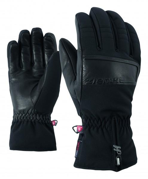 ZIENER - GOLOSO PR handschoenen - zwart